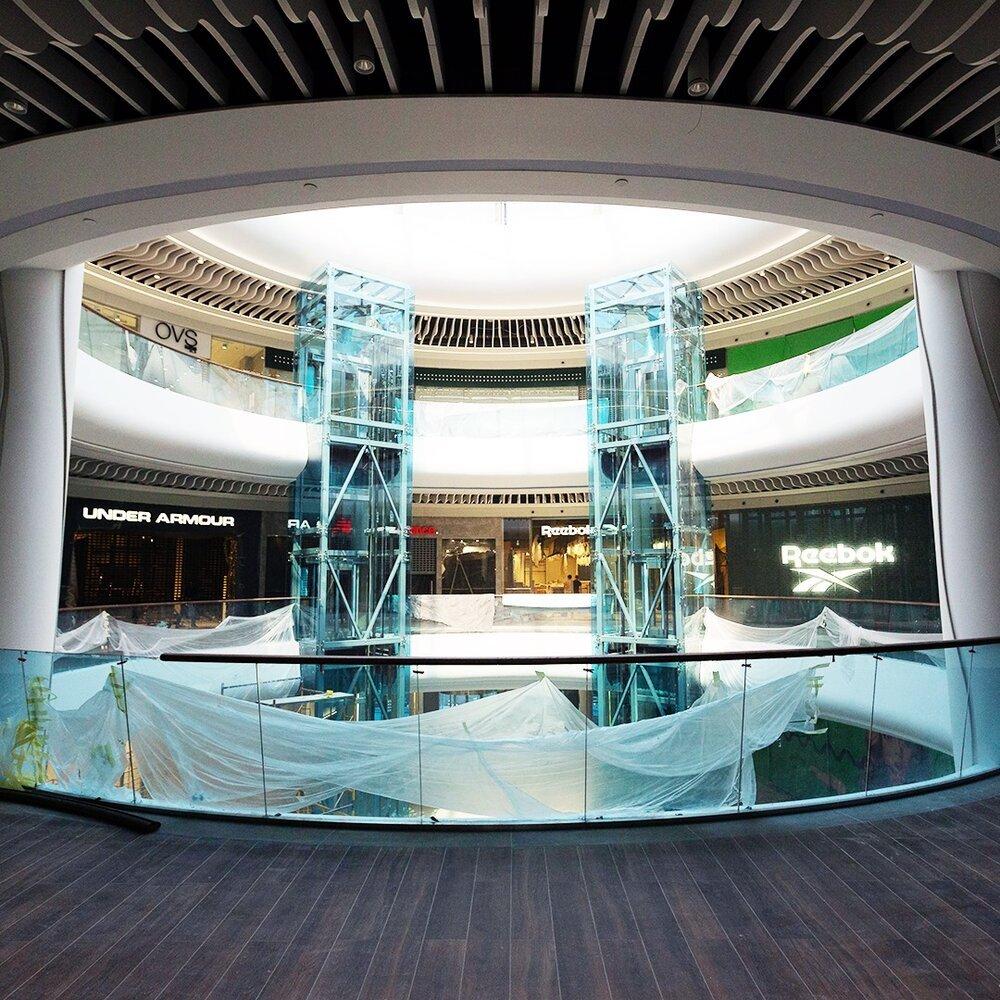 В Киеве открылся новый ТРЦ River Mall 2