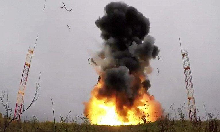 Россия впервые показала СШАсупероружие — Рамблер/новости 1