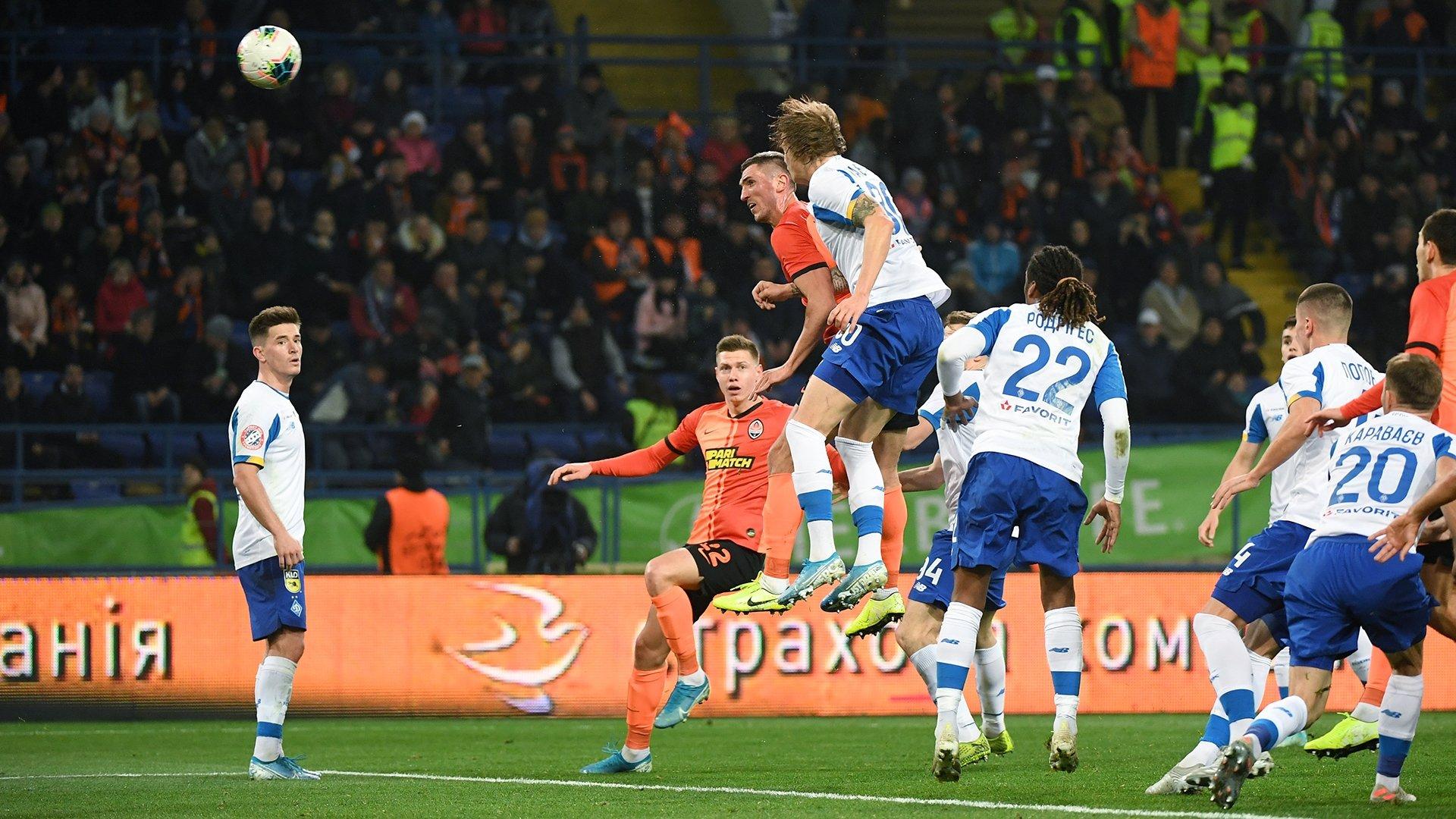 Шахтер Динамо 1:0 реакция Михайличенко 2