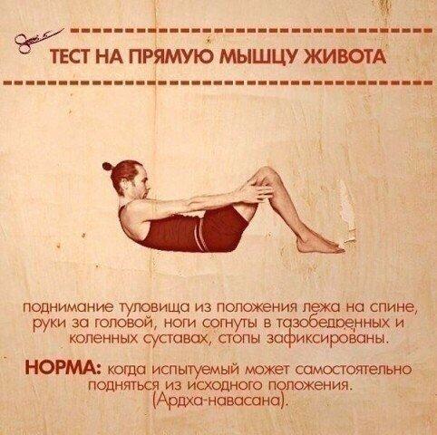 10 упражнений, которые покажут ваши слабые места 1