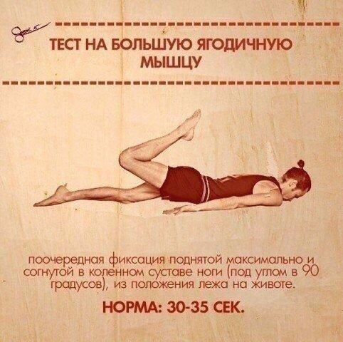 10 упражнений, которые покажут ваши слабые места 2