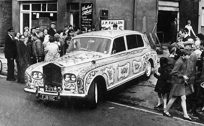Звездный путь: автомобили знаменитостей, ставшие культом фото № 3
