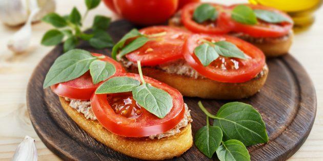 10 вкуснейших бутербродов на праздничный стол 2