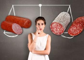Какая колбаса полезнее для здоровья, рассказал диетолог