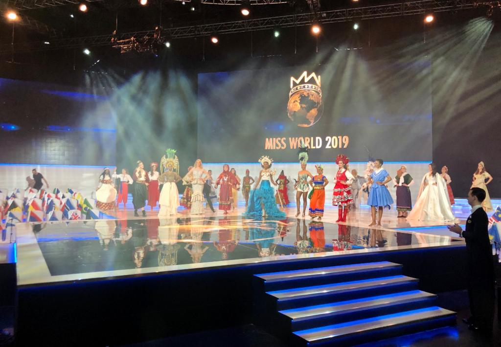Мисс Мира-2019