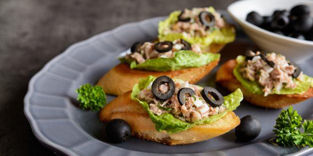 10 вкуснейших бутербродов на праздничный стол 9