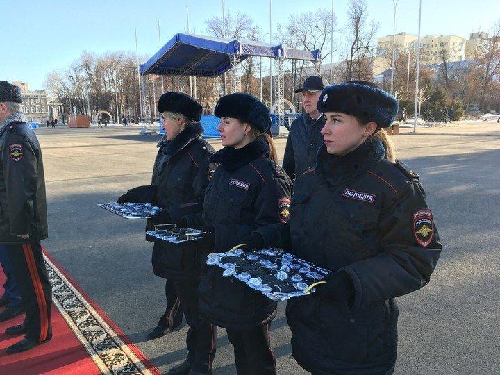 Саратовские автополицейские получили автомобили с улучшенными показателями 2