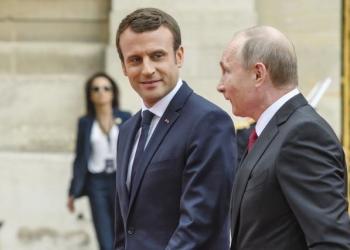 Путин и Макрон по телефону обсудили Донбасс - Новости мира