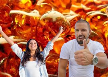 «Кусочек солнца» Янтарь поможет обрести счастье и здоровье
