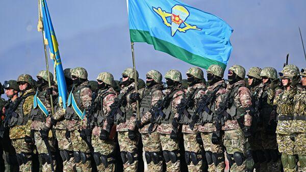 В Москву передислоцировали военную технику для Парада Победы 1