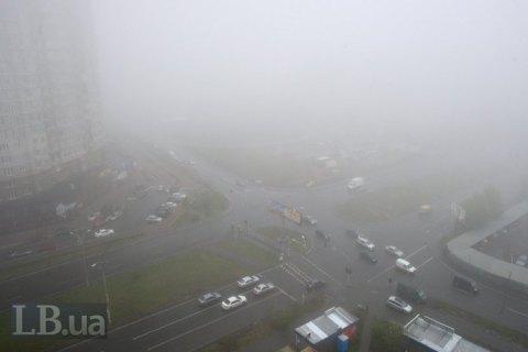 Раньше мы не видели таких загрязнений даже в промышленных зонах, - соучредитель Saveecobot о смоге в Киеве