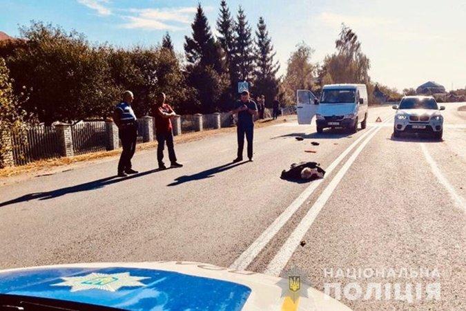 Брат мэра Ивано-Франковска получил сердечный приступ после того, как сбил человека 1