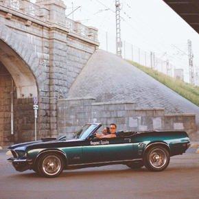 В каршеринге «Яндекса» появились раритетные автомобили