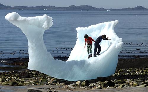 WSJ узнала о сделанном еще год назад предложении о покупке Гренландии :: Политика :: РБК 1