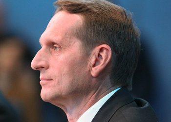 Нарышкин заявил о тревоге из-за «нарколибералов во главе с Канадой» :: Общество :: РБК
