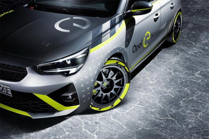 Opel представила первый в мире ралли-кар на батареях (фото) / Актуально / Finance.ua 2